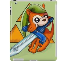 Gamer Dog is ready to play iPad Case/Skin