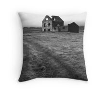Lonely Poets's Shell Throw Pillow