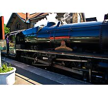 Steam at Grosmont Photographic Print