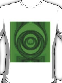 Green tunnel T-Shirt