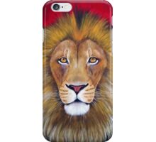 The Lion of the Tribe of Judah iPhone Case/Skin