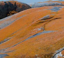 Fire Rocks by Werner Padarin