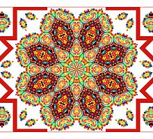 mandala kandeez 01 (card) by 1001cards