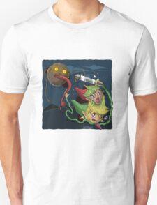 Zelda Mashup Unisex T-Shirt