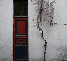 Street in Gent by MartineDF