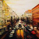 Berlin I by Cameron Hampton