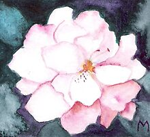 Last of the Begonias by Marsha Woods