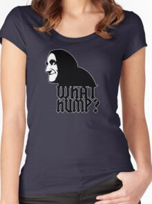 What Hump? Women's Fitted Scoop T-Shirt