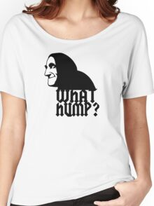 What Hump? Women's Relaxed Fit T-Shirt