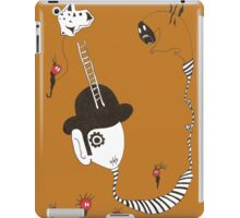 Red Heads iPad Case/Skin