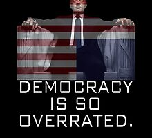 Democracy, Frank Underwood by natprice06