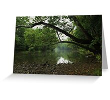 Great Miami River Greeting Card