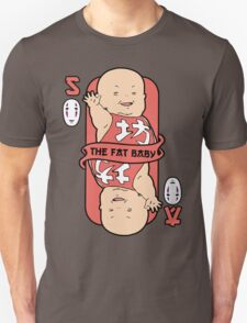 The fat baby Unisex T-Shirt