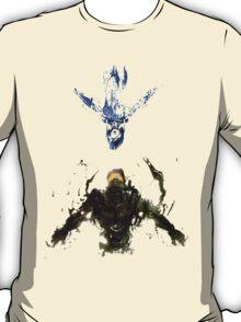Master Chief and Cortana  T-Shirt