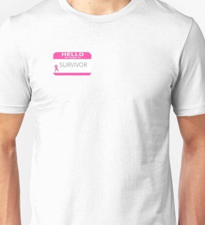 survivor Unisex T-Shirt