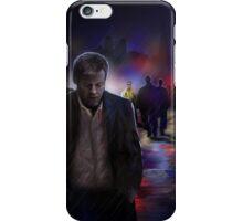 Greg Lestrade iPhone Case/Skin