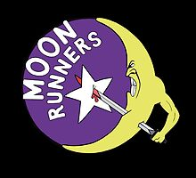 The Moon Runners - Color Logo by sirllamalot