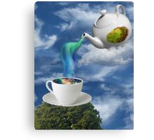 A Spoonful of Surrealism Canvas Print