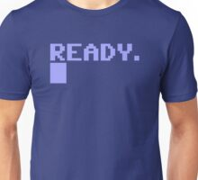 Commdore C64 Ready Unisex T-Shirt