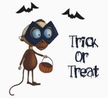 Trick or Treat Halloween Goblin by Zehda