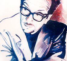Elvis Costello (is King) by kenmeyerjr
