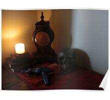 Steam Punk Ray Gun Still Life 02 Poster