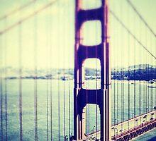 Golden Gate Bridge by giof