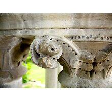 Column Topper Photographic Print