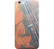 fiddle iPhone Case/Skin