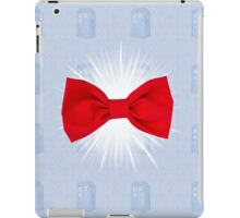 Doctor Who Bowtie iPad Case/Skin