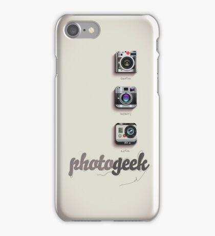 Photogeek iPhone Case/Skin