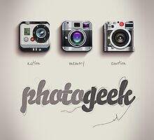 Photogeek by hazelong