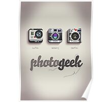 Photogeek Poster
