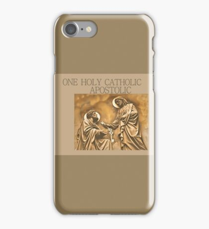 Four Marks of the Church iPhone Case/Skin