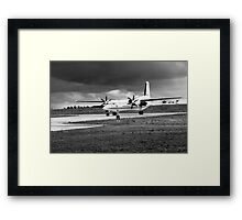 Airshow1 Framed Print