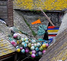 Port Isaac by Chris Edwards