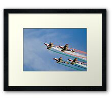 Airshow7 Framed Print