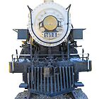 1899 steam locomotive by DAdeSimone