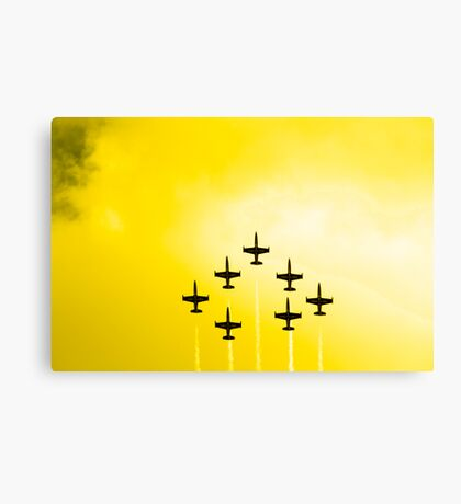 Airshow11 Canvas Print