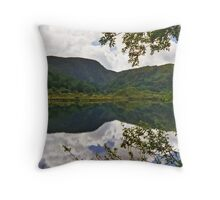 Gougane Barra Lough 2 Throw Pillow