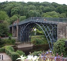 Ironbridge, Telford by inglesina