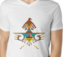 Master of the Sky Mens V-Neck T-Shirt