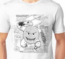 Gonad The Barbarian Comic Collage Unisex T-Shirt