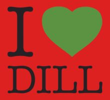 I ♥ DILL Kids Clothes