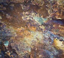 Colorful Rock by Barbara Ingersoll