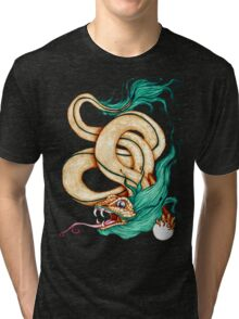 ** Year of the Dragon ** Tri-blend T-Shirt
