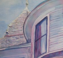 Turret and Cupola by JennyArmitage