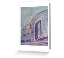 Turret and Cupola Greeting Card