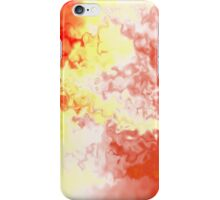 Abstract Fire Storm 5 iPhone Case/Skin