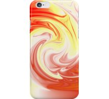 Abstract Swirl 7 iPhone Case/Skin